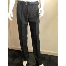 BOYS / MENS  CHARCOAL TROUSERS