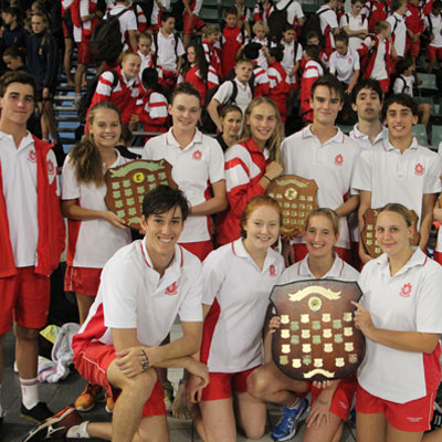 Sacred Heart wins seventh consecutive ACC 'A' Division Swimming Carnival