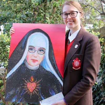 EUPHRASIE BARBIER ART COMPETITION: WINNER ANNOUNCED
