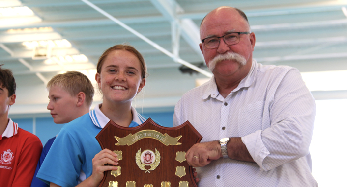 BARLOW WIN YEARS 7 AND 8 INTER-HOUSE SWIMMING CARNIVAL