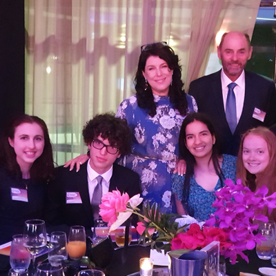 STUDENTS WIN WA YOUNG INNOVATORS OF THE YEAR AWARD