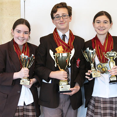 Spectacular World Scholar's Cup (WSC) Results