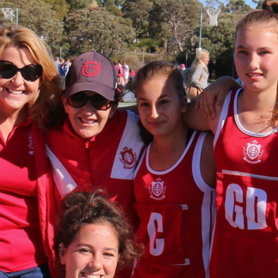 LAST CHANCE TO REGISTER FOR SACRED HEART NETBALL'S WINTER SEASON